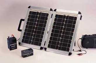 solar 18 watt portable folding panel buy solar module panel product on. Black Bedroom Furniture Sets. Home Design Ideas