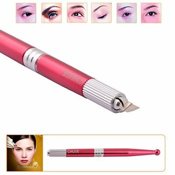 CHUSE Embroidery Pen 3D Manual Eyebrow Tattoo Pen