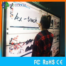 Touch screen interactive smart board all in one infrared ir sensor LED multimedia large touch panel