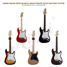 2017 world musical instrument korea electronic guitar With Good Service