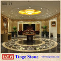 Great marble border design for hotel