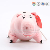 Animated Electronic Squeaky Pig Plush Toy