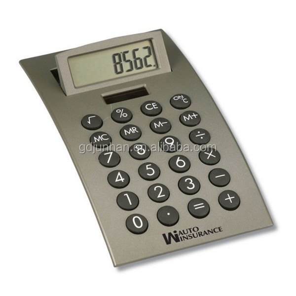 Fashion electronic 8 digit desk calculator