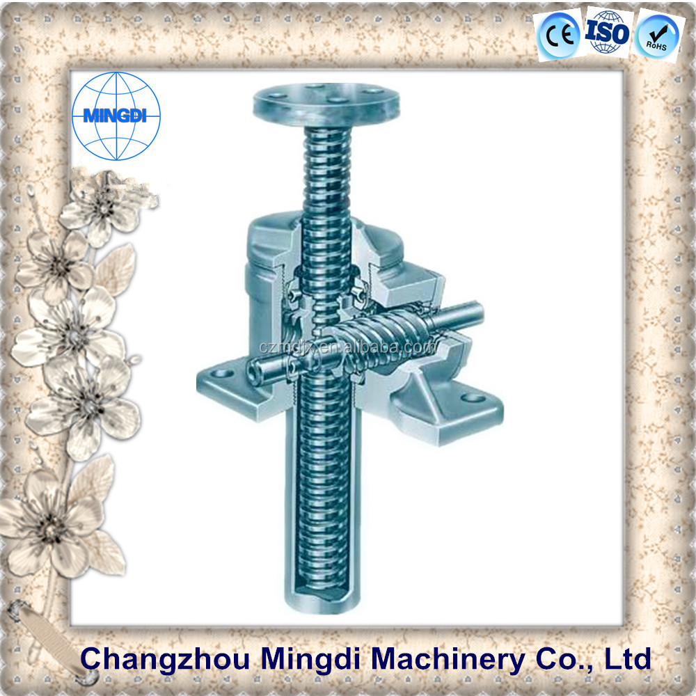 Agriculture SWL Worm Screw Jack Lifting, Tansmission Gear box Parts reverse gear box for motorcycle