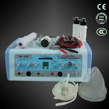 7 In 1 Multifunction High frequency ultrasonic galvanic facial machine with 7 functions for beauty salon and spa use