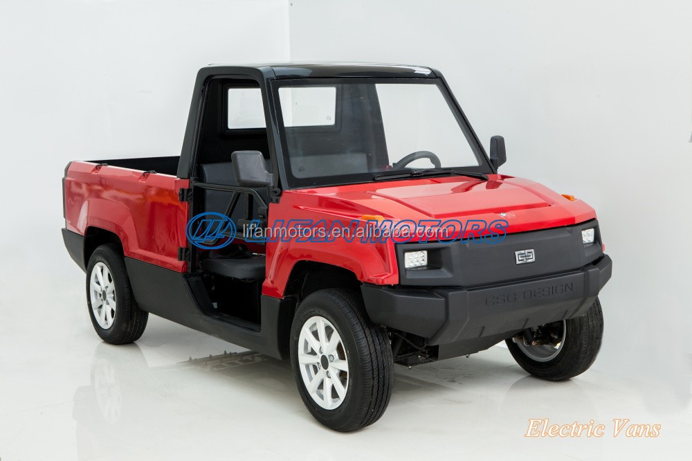 Newest electric mini pickup for chateau Lifan Motors