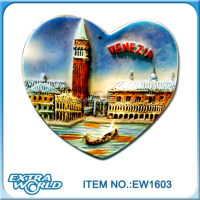 Venezia resin magnet fridge