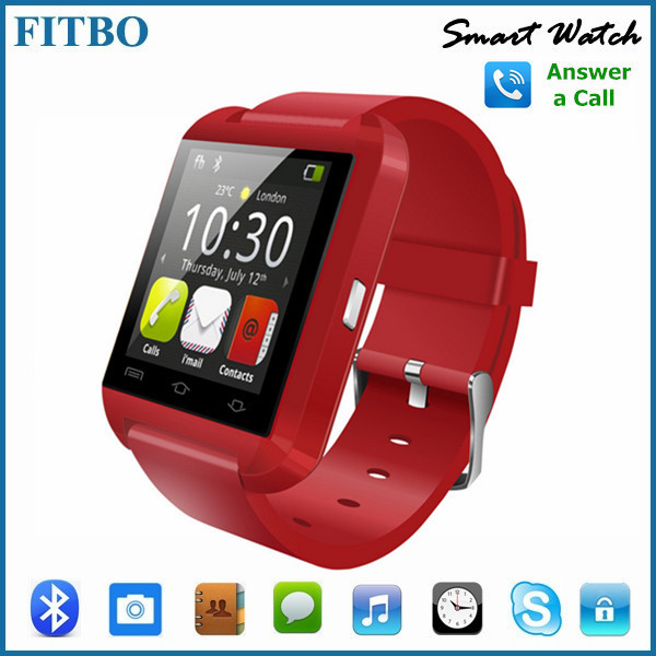 1.48INCH Vibration SMS Music mini watch cell phone for huawei P9 lite