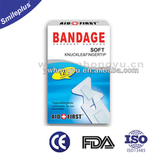 White Butterfly 45*49mm&H 76*38mm Senstive Non-woven Adhesive Bandages