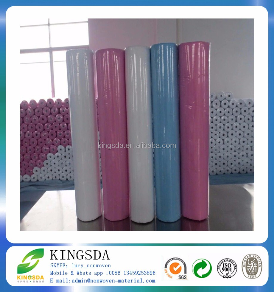 2017 Factory Supply 100% pp tnt nonwoven waterproof fabric