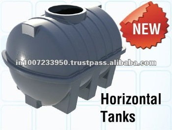 Water horizontal tank