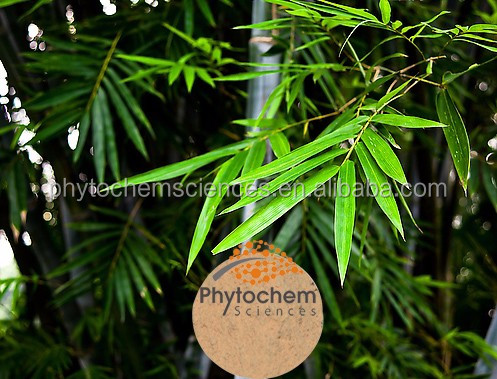 bamboo powder with 10% Silica by HPLC