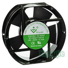 Good quality temperature controlled PC fan Popular kitchen exhaust fan 24V industrial cooling fan 172MM