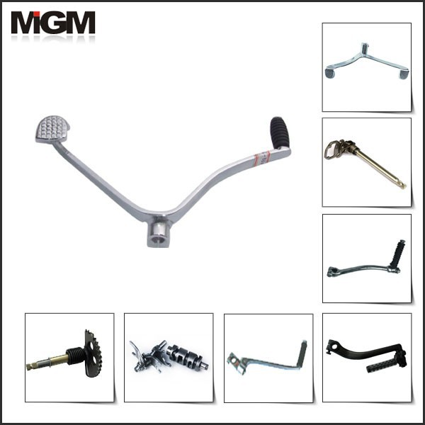 OEM High Quality Motorcycle Kick Start Lever/motorcycle kick start lever pedal