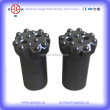 Atlas copco Thread type Button Bits hard rock drilling bits Ballistic buttons