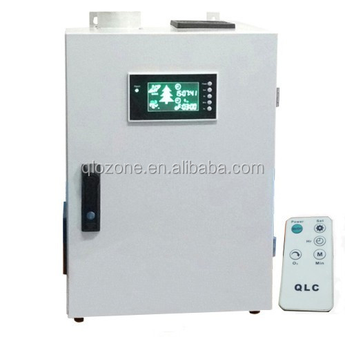 air deodorizer and purifier for ventilating duct treatment