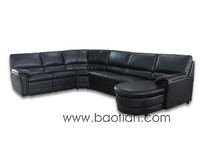 low price teak wood sofa sets leather sectional sofa for lving room furniture