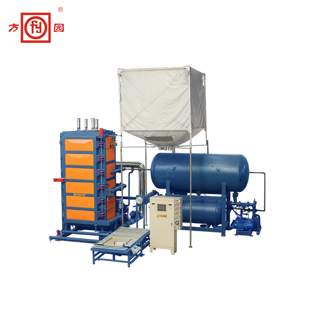 Fangyuan vertical style eps wall panel roll forming machine