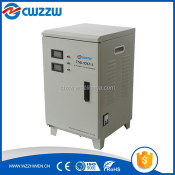 10 kva voltage stabilizer with 2 transformers