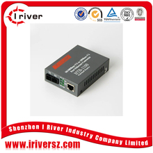 Stable quality Cheap price fiber optic to rj45 media converter FTTH 2KM to 120KM optical ethernet converter