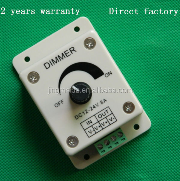 New high performance Constant Voltage LED Dimmer 12v
