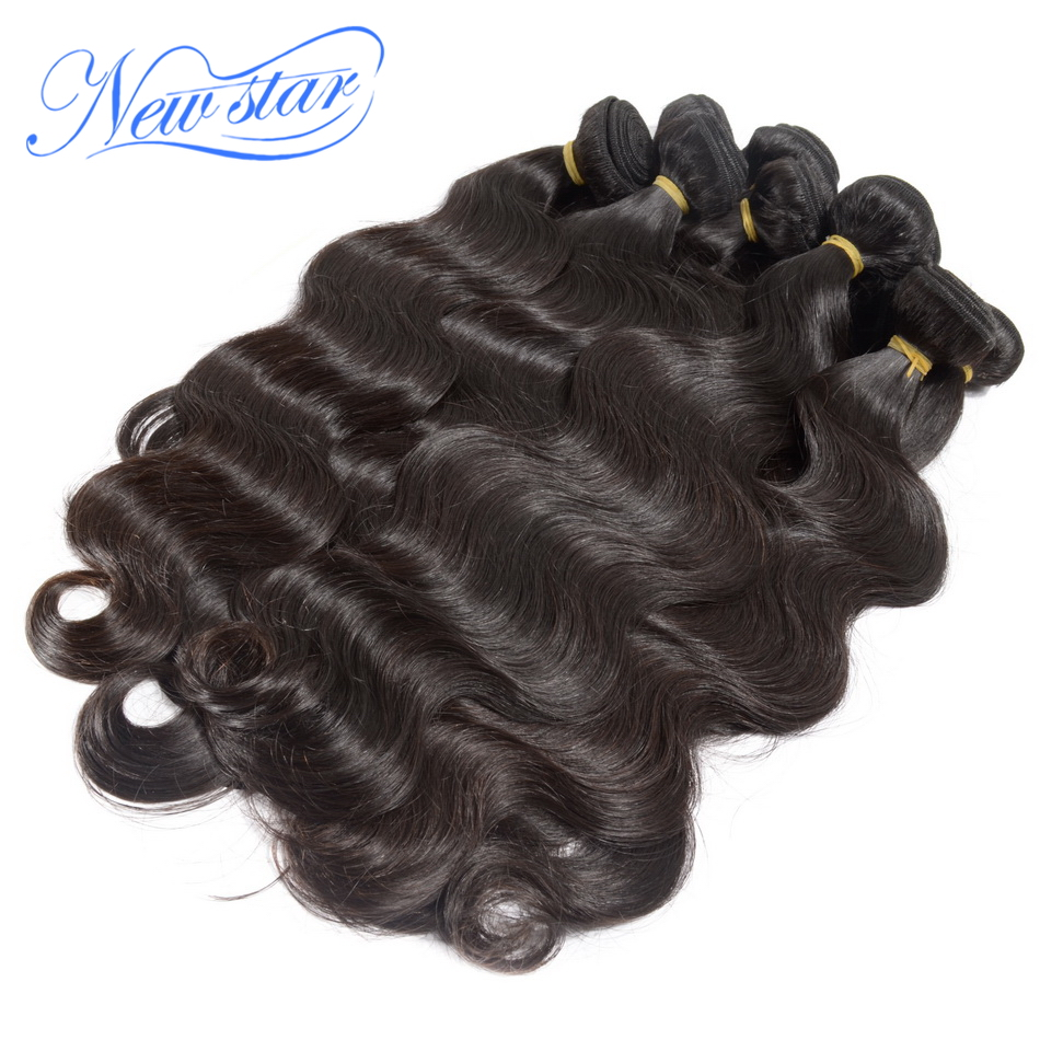 Aliexpress Alibaba New Star Peruvian Body Bave Bundle 100% Virgin Human Hair Extension