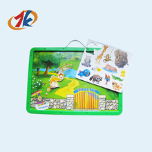 Kids Educational Writing Boards Toys Magnetic Writing Board For Children