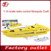 hot new products for 2018 summer 1:14 Scale Emulation Catamaran Two Propeller Racing rc boat electric boat