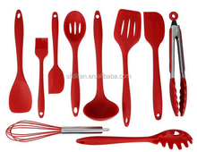 Eco-friendly Silicone Kitchen Utensils Cooking Utensil