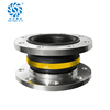 High temp water using flanged flexible rubber expansion joints manufacturer