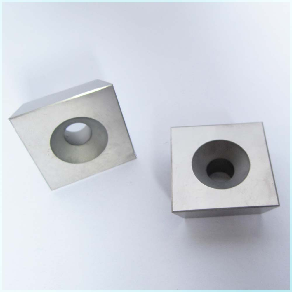 carbide inserts for adjustable milling cutters