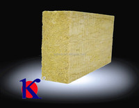 Insulation fireproof mineral wool blocks