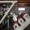 PP PET plastic sheet extrusion line