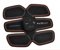 2015 Shanlo Portable Wireless effective muscle Electronic Pulse Massager,Tens Massager tens electronic pulse massager