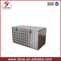 95L Aluminum Square Cooler Box