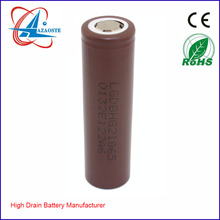 Genuine lg hg2 18650 3000mah high drain 20A 3.7V li-ion 18650 battery lgdbhg21865