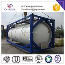Liquid Gas ISO Tank Container 20ft tank container for sale