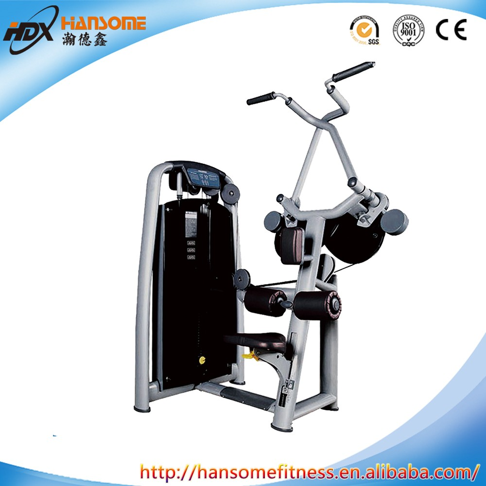 T007 Lat Pulldown Hansome Fitness Equipment new product outdoor sport
