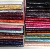 pvc leather for shoes material