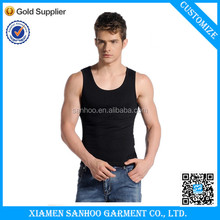 men's shape tank tops slim vest Stomach body corset tight thin vest