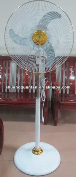 18 inch Stand Fan With pure Motor and Heavy Round Base