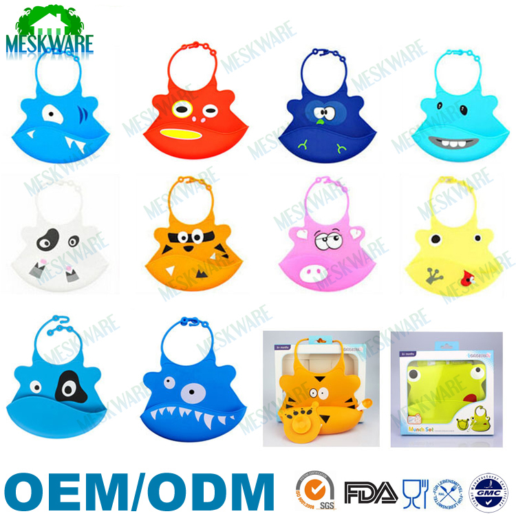 Good price high quality best baby bib manufacturer with gift box