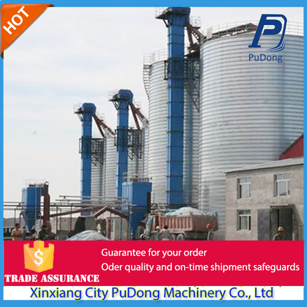 China CE approved bucket conveying equipment