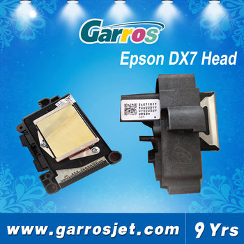 EPSON DX7 Solvent Ink Damper Printer Wit-color//Allwin USA SELLER