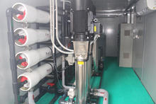 Seawater Desalination System Purifier RO Water Machine