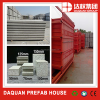 DAQUAN brand automatically sandwich wall panel production line