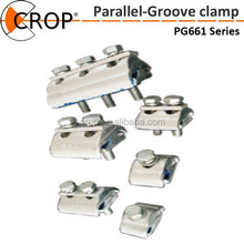 PG Clamp/Pg connector for AL cable conductor Aluminum Paralle Groove Clamp PG 661