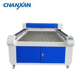 CHANXAN CO2 laser cutting machine bed size