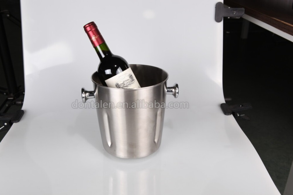 belaire rose champagne ice bucket