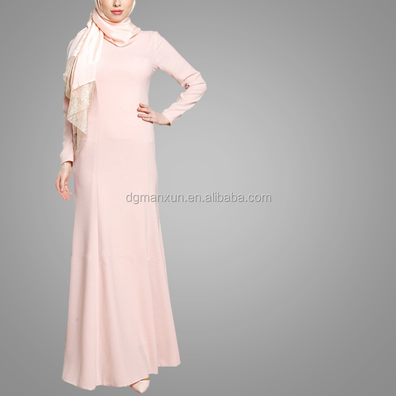 Latest Design Dress Fashion Cheap Hot Sell Dubai Fancy Dress Abaya Muslim Casual Abaya